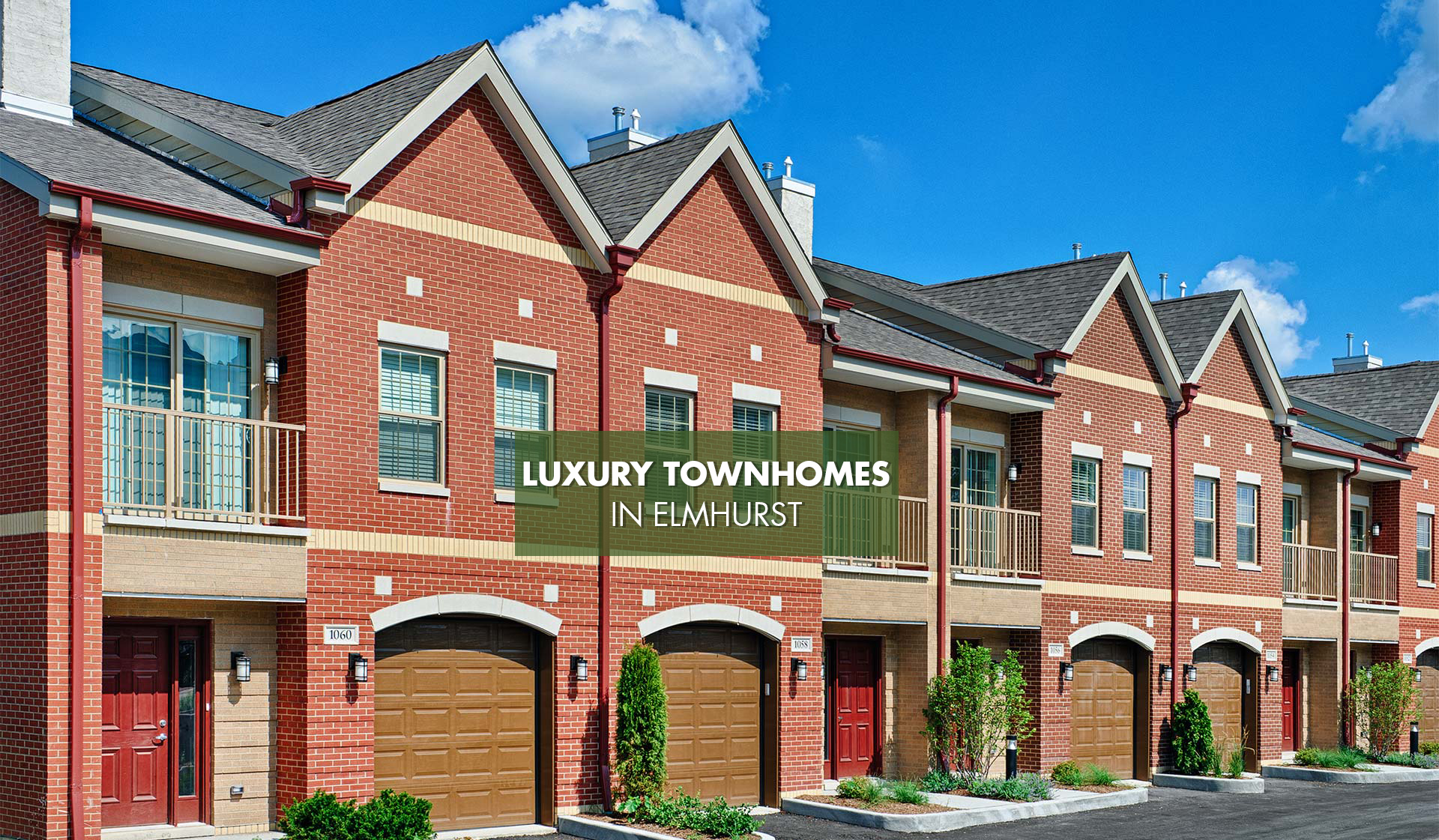 Elm Creek Apartments and Townhomes - Exterior View