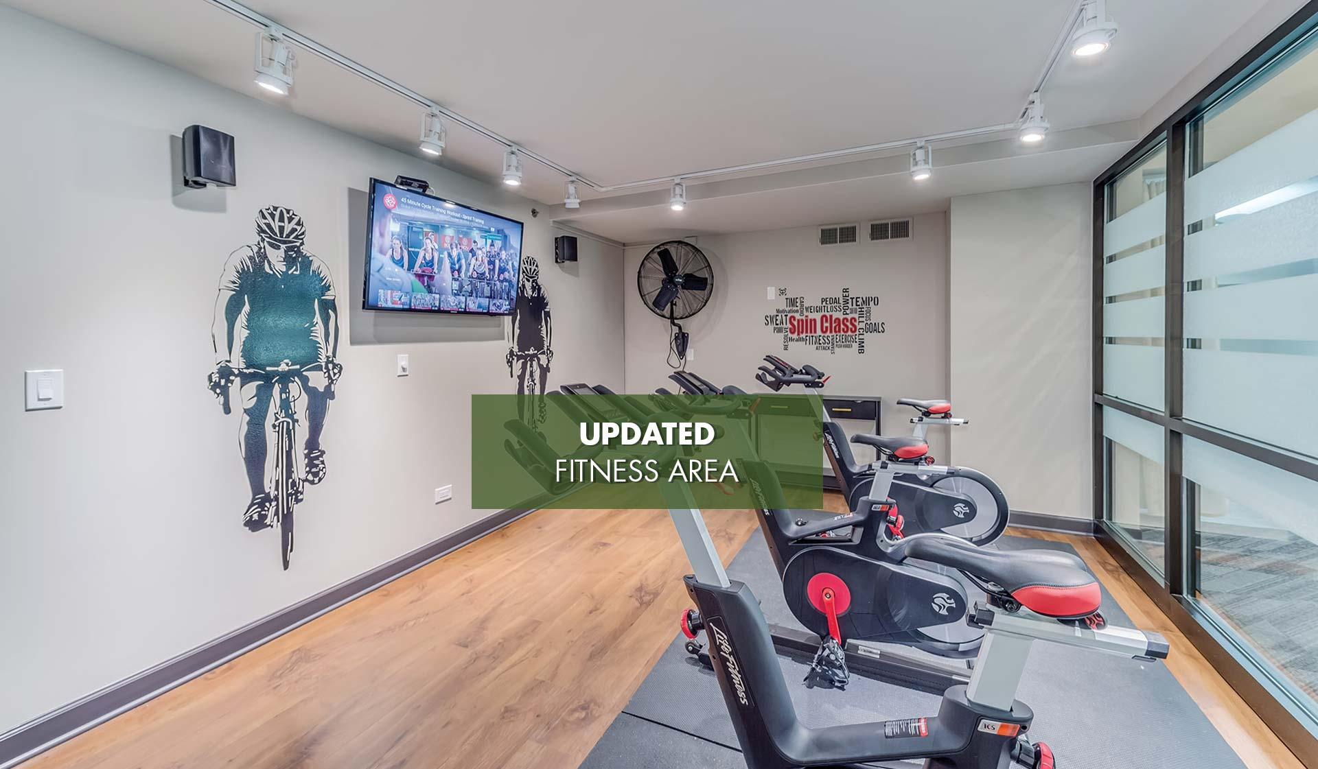 Elm Creek Apartments and Townhomes - Fitness Center